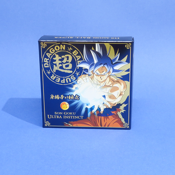 【完売】ドラゴンボール超ミニチョコギフト