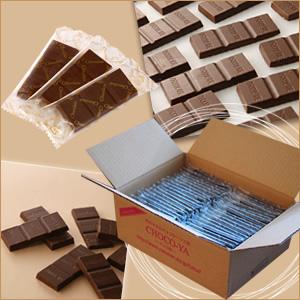 チョコ屋 MINI板 ノンシュガー クーベルチュールチョコレート80枚入(800g)