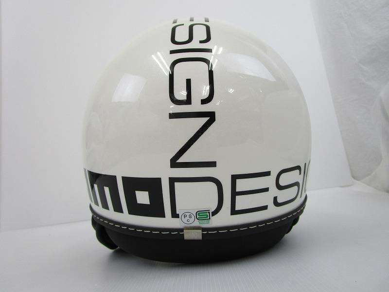 MOMO FGTR EVO ヘルメット Lサイズ[ホワイト]