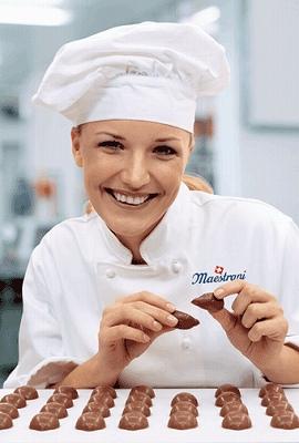 【スイス製 Maestrani社】 <100%オーガニック> 【ストロベリー&ペッパー チョコレート】