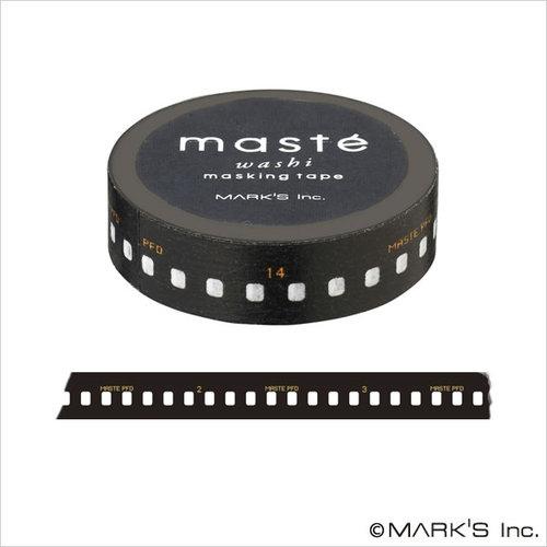 マスキングテープ1巻・maste MULTI /フィルム 【10mm幅/1巻】