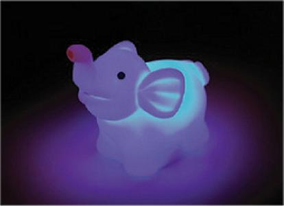 LEDライティングドール(ウォータープルーフ)【エレファント】