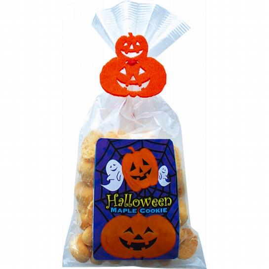 ハロウィン クッキー <メイプル クッキー>