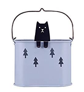 <定形外発送可!> Decole  ひょっこりアニマル蚊遣り <CAT(ネコ)>