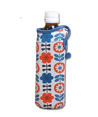 Decole LUCA ペットボトルホルダー(ボトルカバー)/【BLUE(ブルー)】