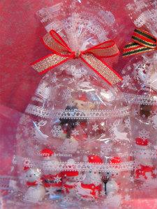 ★「幸せのシンボル」てんとう虫チョコレート★(スイス製ヘーゼルナッツチョコ) 【1個から♪】<ホワイトデー用の無料ラッピング承ります♪>