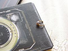 【GALISON New York】 ヴィンテージカメラ フォトアルバム <シングルポケット>