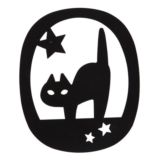 ★Decole デコレ 【POPーUP 線香スタンド 猫】<蚊取り線香ホルダー>