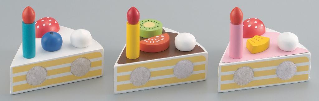たのしいケーキ職人