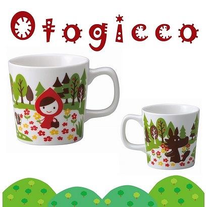 DECOLE Otogicco 赤ずきんマグカップ
