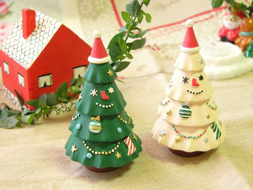 Decole concombre CHRISTMAS 〜in the forest〜 【7点セット】