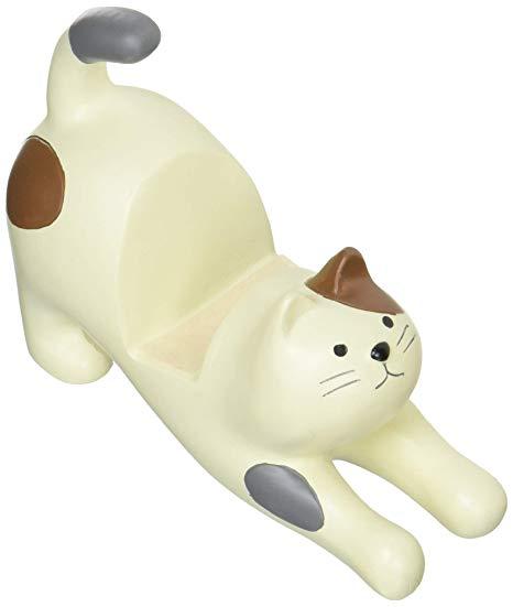 DECOLE のび猫 【スマホスタンド】