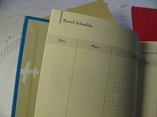 ライフスタイルノートブック: Travels