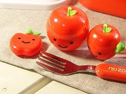 りんごのふりかけ入れ(2個入り)