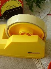 【BONOX TAPE DISPENCER】<マステもセロテープもOK!> テープカッター