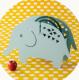 ドゥームー 蚊遣り 縦型 アニマル蚊取り線香スタンド <ゾウ>