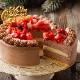クリスマスチョコレートケーキ