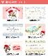 ホワイトクリスマスミルクレープケーキ5号サイズ
