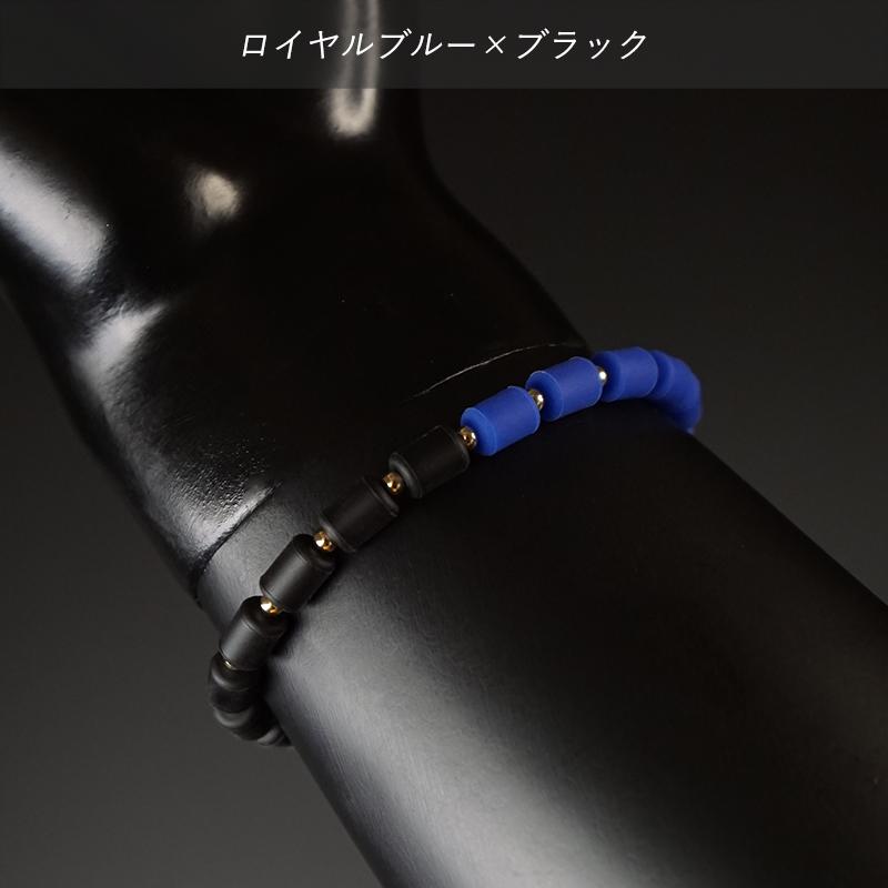 インパルスブレスレット[ゴールドフィルド・バイカラー・M19cm]【インパルスブレス購入キャンペーン対象商品】