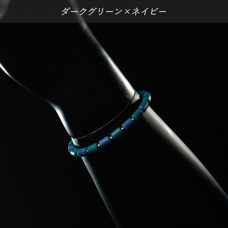インパルスブレスレット[ゴールドフィルド・カラー・M19cm]