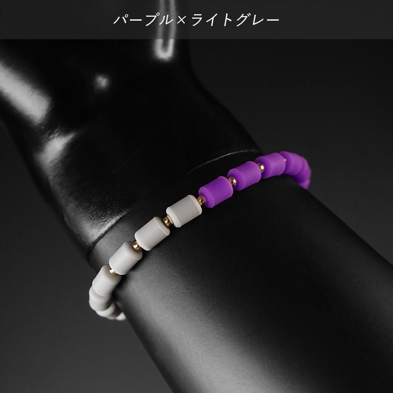 インパルスブレスレット[ゴールドフィルド・バイカラー・L21cm]【インパルスブレス購入キャンペーン対象商品】
