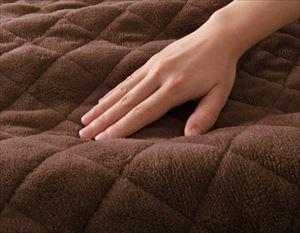 ワイドK240(SD×2)  脚8cm【ポケットコイル タオルタイプ】大型マットレスベッド【ELAMS】エラムス