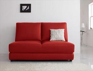 W120 デザインソファベッド【Cleobury】クレバリー