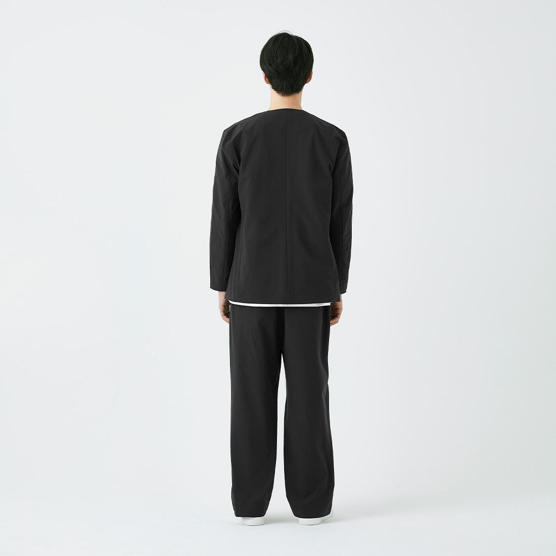 borderless no-collar jacket -male-の商品写真15