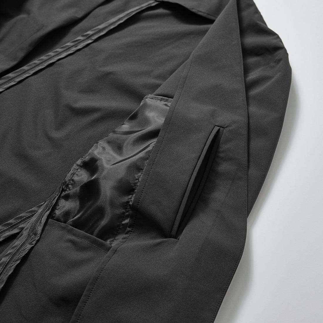 borderless no-collar jacket -male-の商品写真5