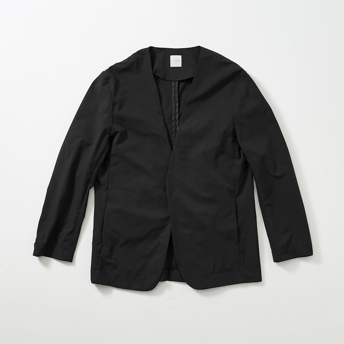 borderless no-collar jacket -male-の商品写真0