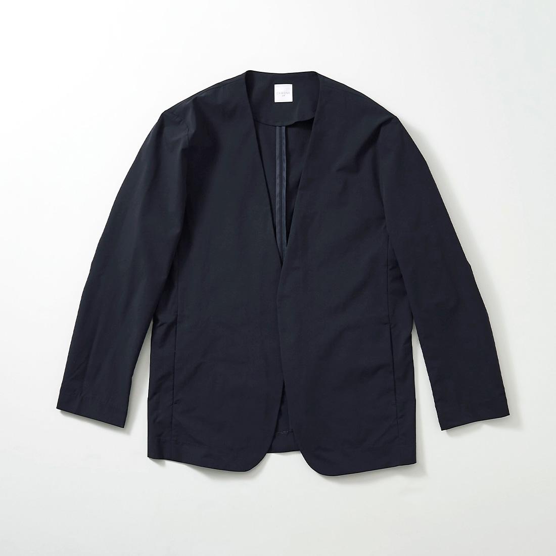 borderless no-collar jacket -male-の商品写真2