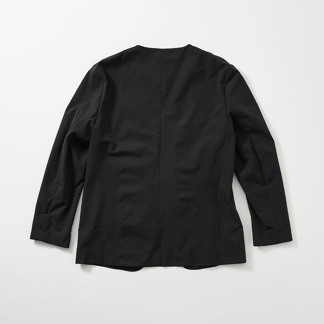 borderless no-collar jacket -male-の商品写真3
