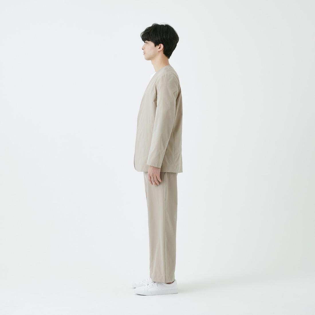 borderless no-collar jacket -male-の商品写真17