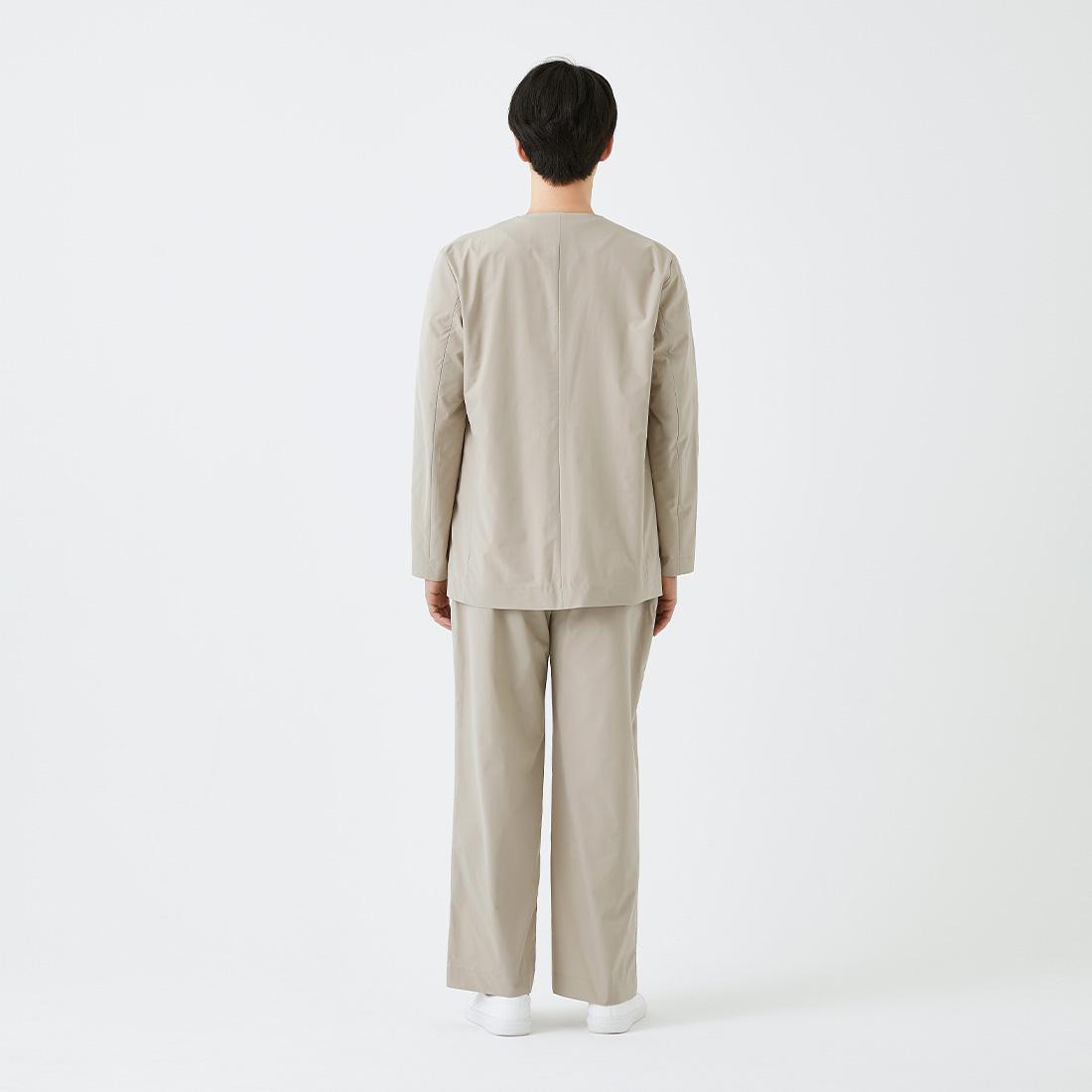borderless no-collar jacket -male-の商品写真18
