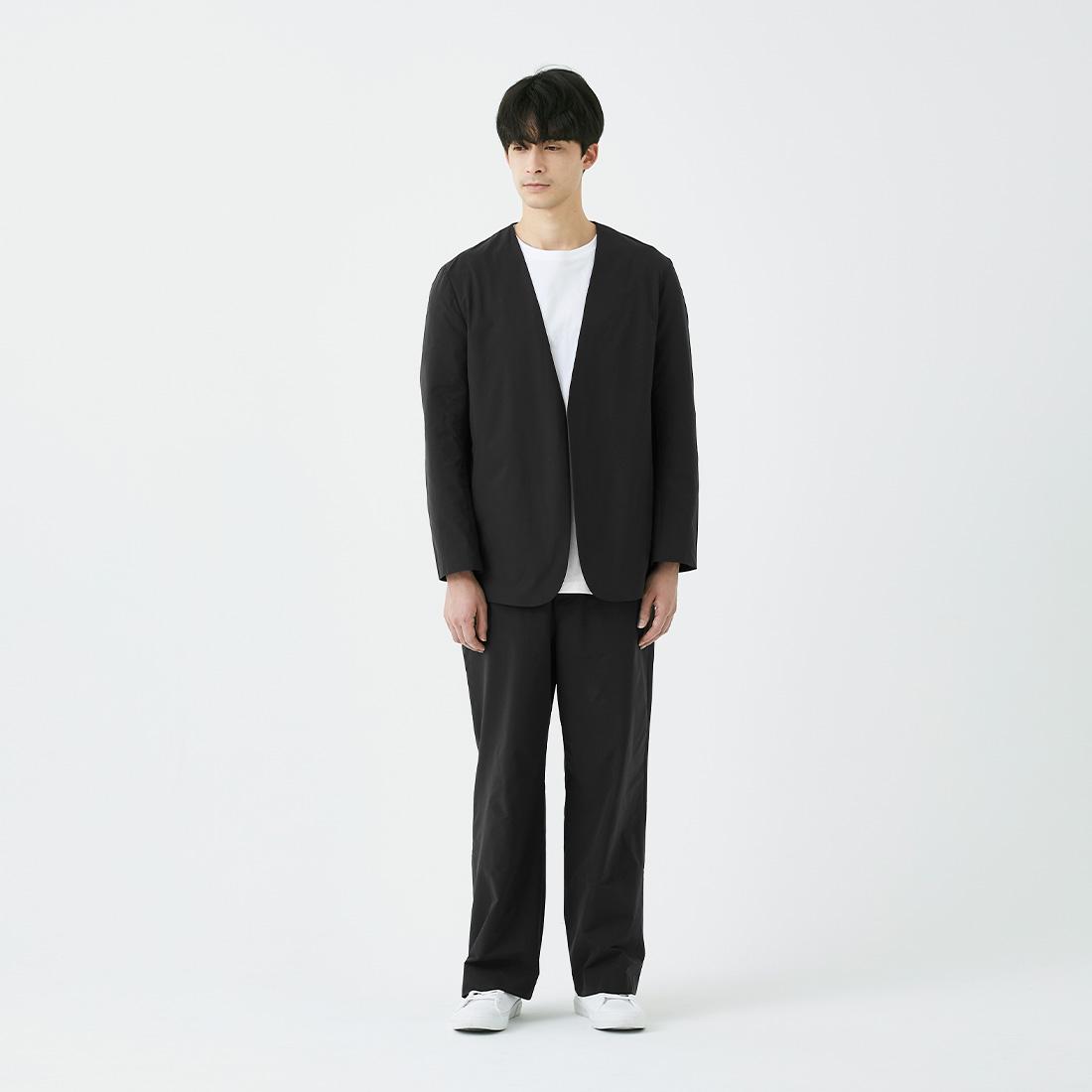 borderless no-collar jacket -male-の商品写真13