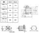 ミニシリンダー・KMC-20W・樹脂製