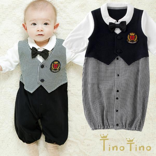 *ティノティノ*フォーマル新生児ツーウェイオール