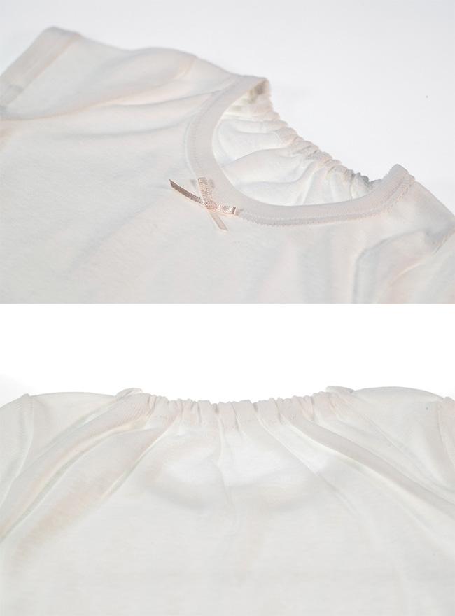 なちゅ女の子半袖インナーシャツ[ベビー服][赤ちゃん][服][ベビー][インナー][シャツ][肌着][下着][半袖][女の子][70][80][90][95]