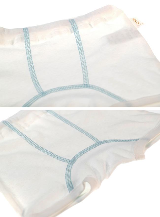 なちゅ男の子一分丈パンツ[ベビー服][赤ちゃん][服][ベビー][ボクサー][パンツ][下着][男の子][70][80][90][95]