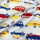 ベビー服 赤ちゃん 服 ベビー トレーニングパンツ トイトレ 6層 吊り式 男の子 80 90 95 100 クルマ柄6層吊り式トレーニングパンツ2枚組