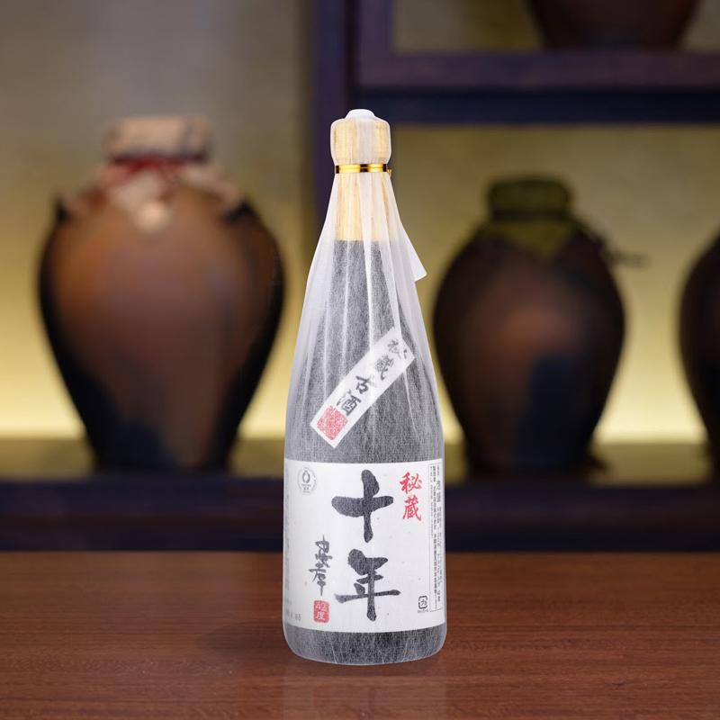 【古酒の日企画】10年古酒忠孝42度720ml