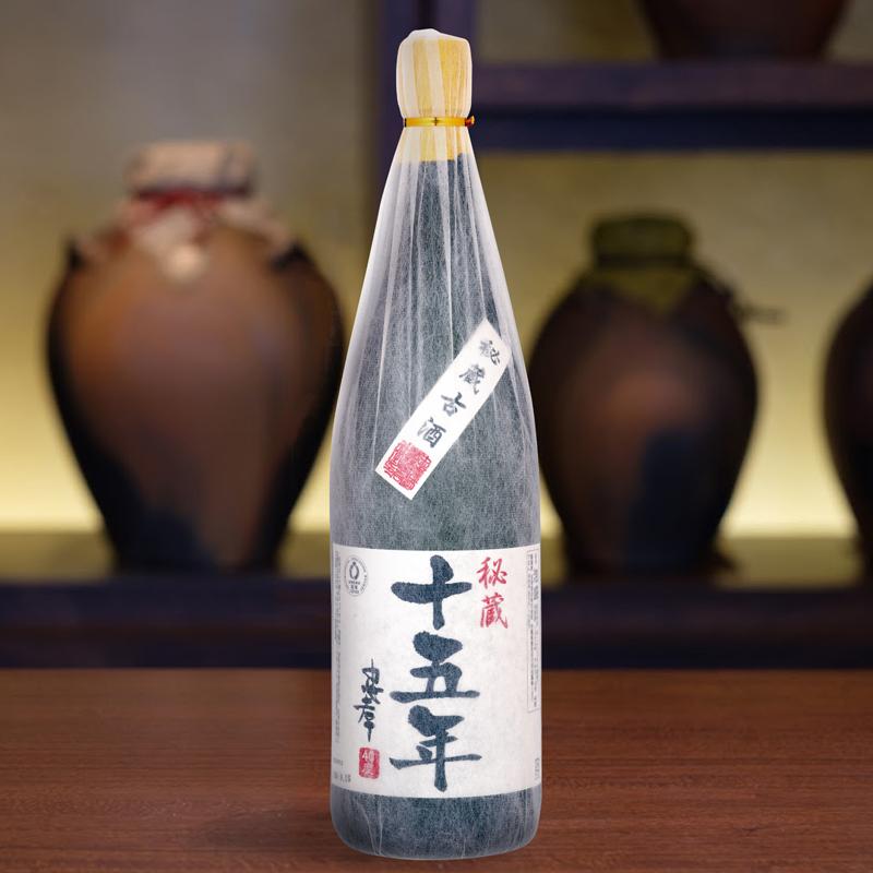 【古酒の日企画】15年古酒忠孝40度1800ml