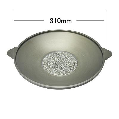 ジョンゴル石鍋(31cm〜33cmアルミテフロン加工) 商品コード115023511
