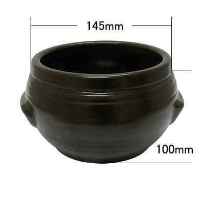 マッコリ壺(つぼ)ハンアリ4号〜5号 商品コード202024102
