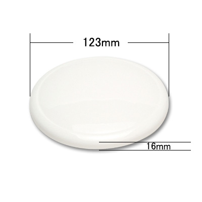 P-Shell 飯碗(上)(123mmx16mm) 商品コード203012311