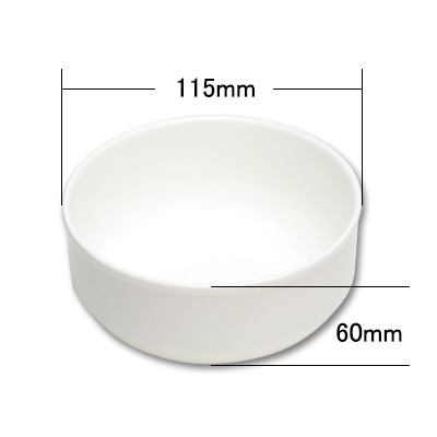 P-Shell 飯碗(下)(115mmx60mm) 商品コード203012312