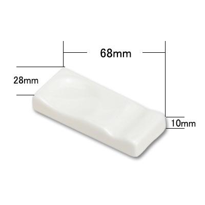 P-Shell 伝統箸置き(白)107  상품코드 3000203016511