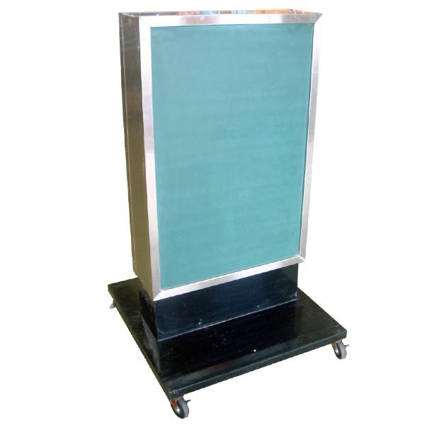中古:黒板看板 幅700×奥行695×高さ1210(mm)