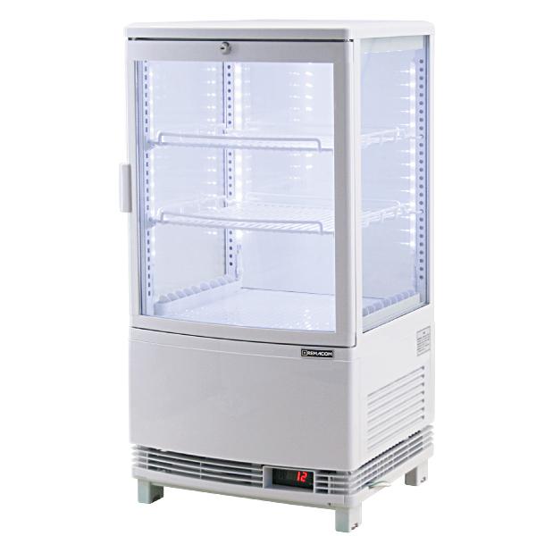 4面ガラス冷蔵ショーケース RCS-4G63SL