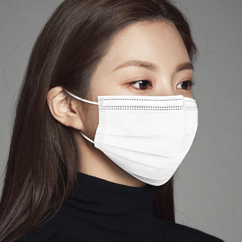 【不織布マスク】(17枚1パック×3)マスク 不織布 マスク50枚 ×20箱 在庫あり